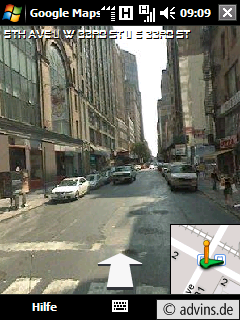 GMM StreetView